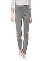 Flying Machine Women Washed High Rise Jeggings
