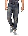 Cherokee Stone Wash Whiskered Jeans