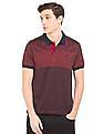 Izod Patterned Cotton Polo Shirt