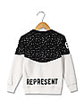 FM Boys Boys Standard Fit Printed Sweatshirt