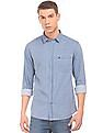 Izod Tonal Print Slim Fit Shirt