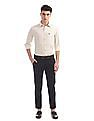 U.S. Polo Assn. Austin Fit Solid Trousers